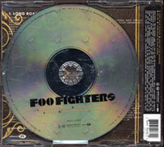 Foo Fighters Long Road To Ruin Cd Single Ep Rare