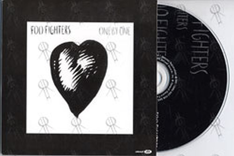 FOO FIGHTERS - One By One Sampler - 1
