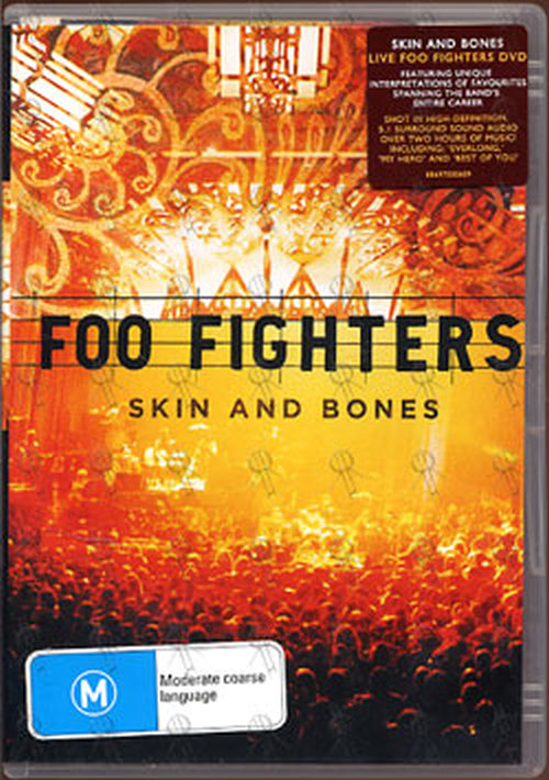 Foo Fighters Skin And Bones Dvds Rare Records
