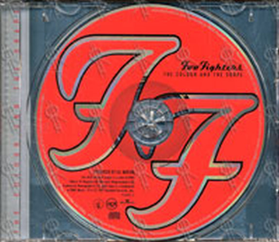 Foo Fighters The Colour And The Shape Album Cd Rare