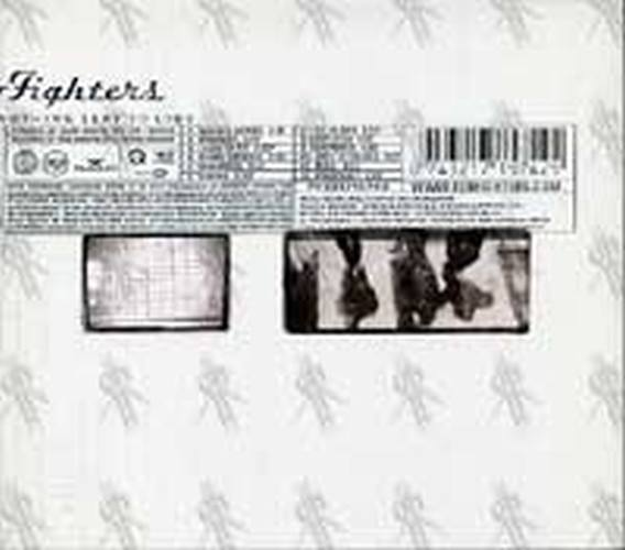 Foo Fighters There Is Nothing Left To Lose Album Cd
