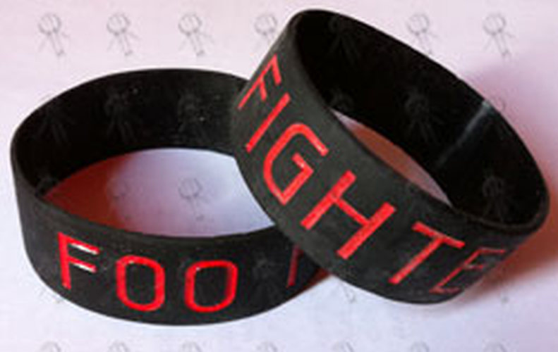 FOO FIGHTERS - Wasting Light Promo Rubber Wristband - 1