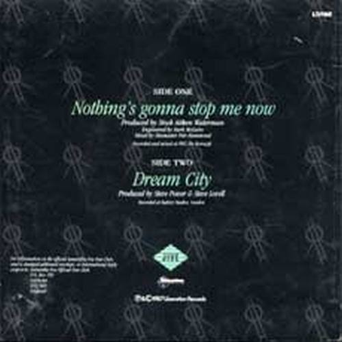 FOX-- SAMANTHA - Nothing's Gonna Stop Me Now - 2