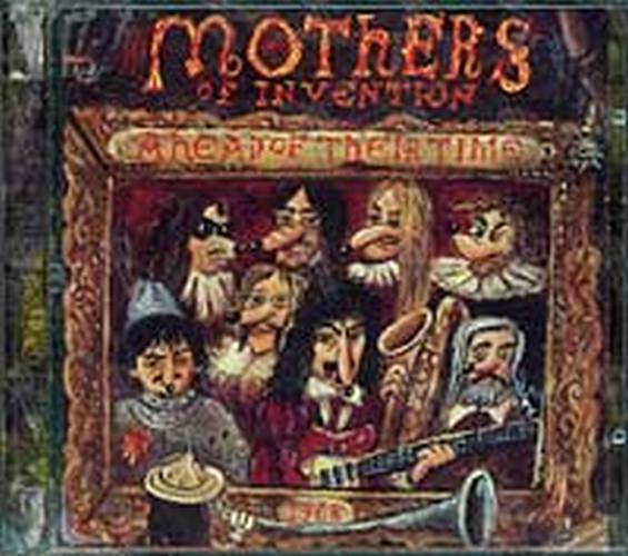 Frank Zappa And The Mothers Of Invention Wax Flags 12