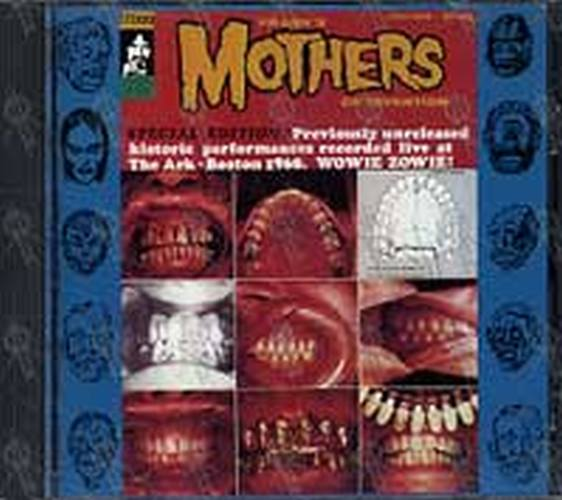 Frank Zappa And The Mothers Of Invention The Ark Album