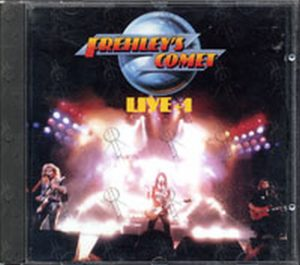 FREHLEY-- ACE - Frehley's Comet: Live + 1 - 1