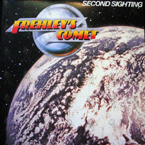 FREHLEY-- ACE - Frehley's Comet: Second Sighting - 1