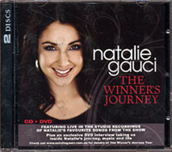 GAUCI-- NATALIE - The Winner's Journey - 1
