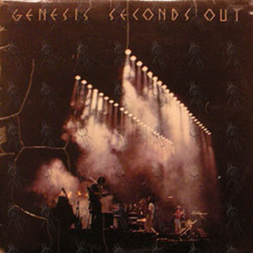 GENESIS - Seconds Out - 1