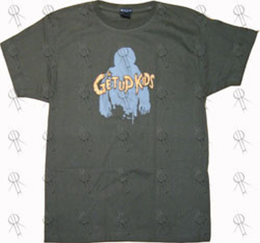 GET UP KIDS-- THE - Khaki Logo T-Shirt - 1