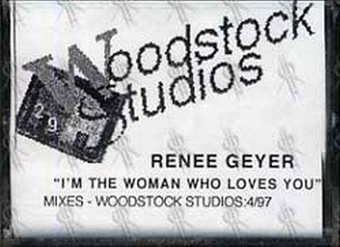 GEYER-- RENEE - I'm The Woman Who Loves You - 1