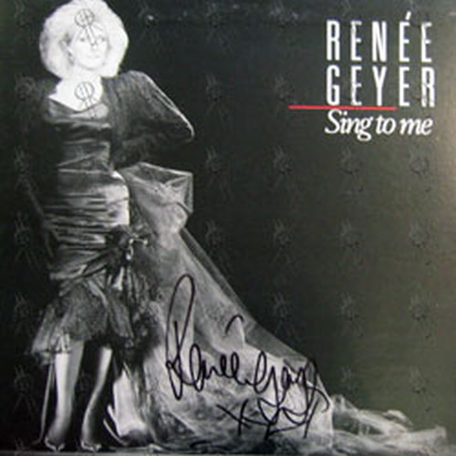 GEYER-- RENEE - Sing To Me - 1