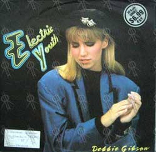 GIBSON-- DEBBIE - Electric Youth - 1