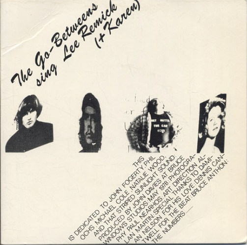 The Go Betweens The Able Label Singles