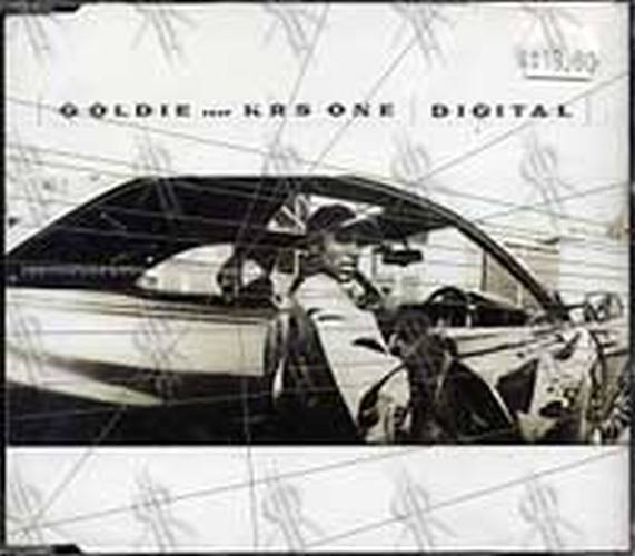 GOLDIE - Digital (Featuring KRS ONE) - 1