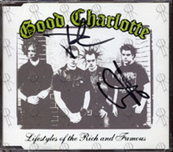 a description of the lyrics lifestyles of the rich and famous by good charlotte Choose and determine which version of lifestyles of the rich and famous chords and tabs by good charlotte you can play last updated on 09142016.
