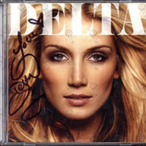 Goodrem Delta Delta Cd Cd Dvd Rare Records