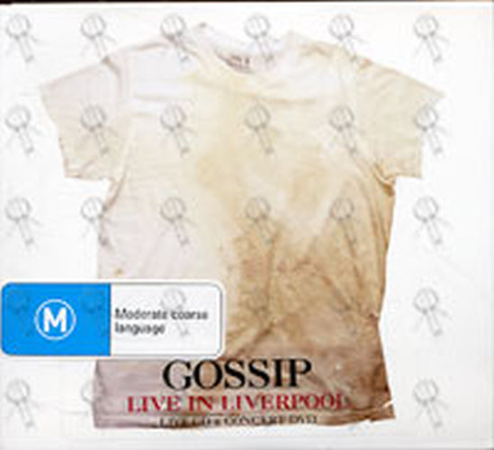 GOSSIP-- THE - Live In Liverpool - 1