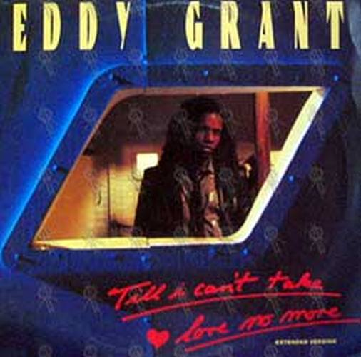 GRANT-- EDDY - Till I Can't Take Love No More - 1
