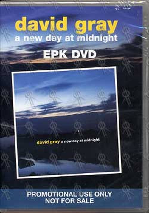 GRAY-- DAVID - 'A New Day At Midnight' EPK - 1