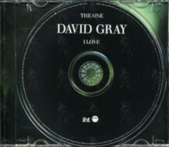 GRAY-- DAVID - The One I Love - 3