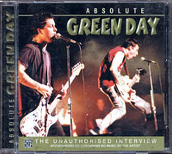 GREEN DAY - Absolute Green Day - 1