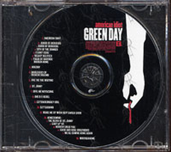 foto green day american idiot