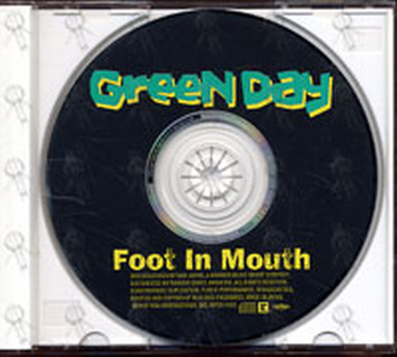 Green Day - Foot In Mouth