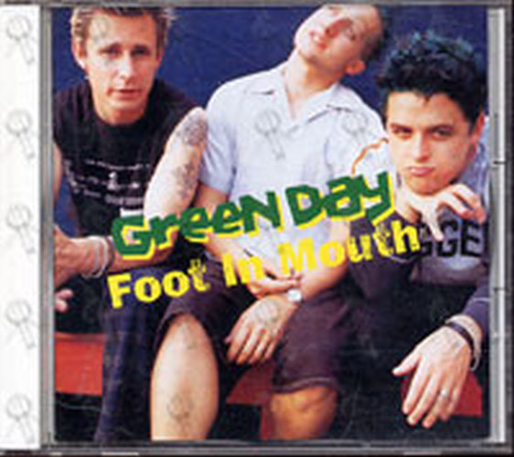 GREEN DAY - Foot In Mouth - 1