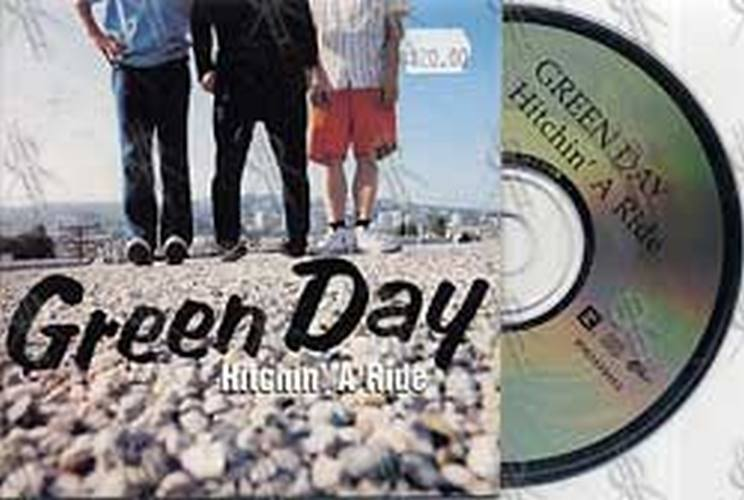 GREEN DAY - Hitchin' A Ride - 1
