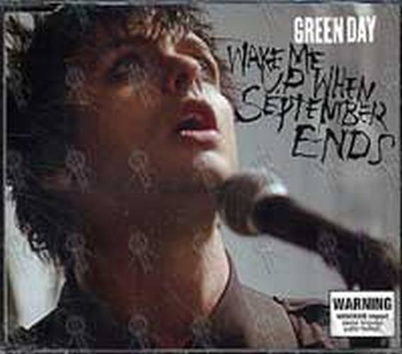GREEN DAY - Wake Me Up When September Ends - 1