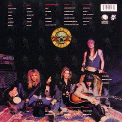 GUNS N ROSES - Appetite For Destruction - 2