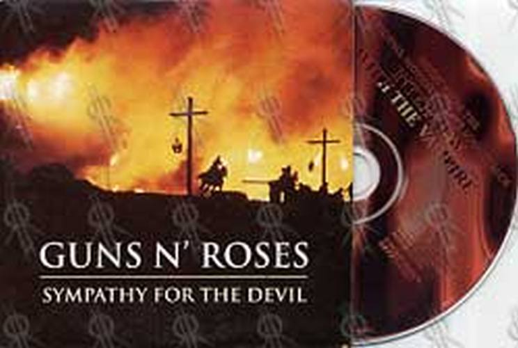 GUNS N ROSES - Sympathy For The Devil - 1