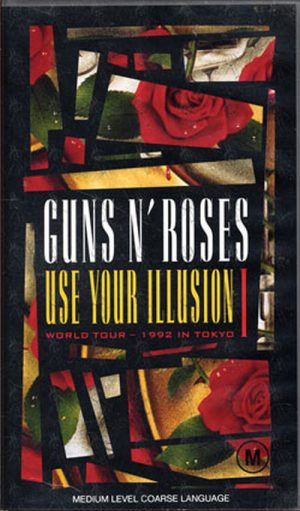 GUNS N ROSES - Use Your Illusion 1 - 1