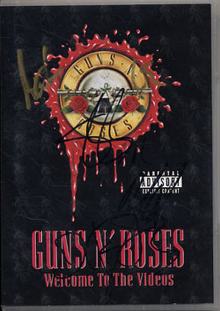 GUNS N ROSES - Welcome To The Jungle - 1