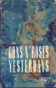 GUNS N ROSES - Yesterdays - 1