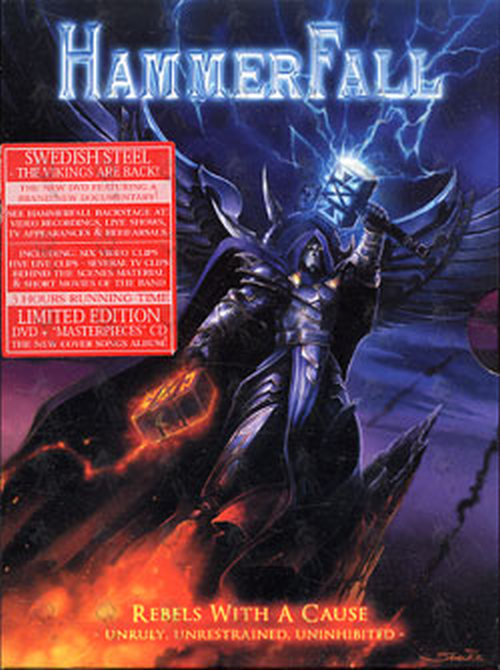 HAMMERFALL - Rebels With A Cause - 1