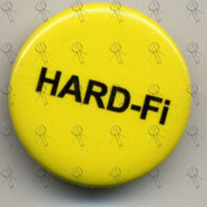 HARD-FI - Badge - 1