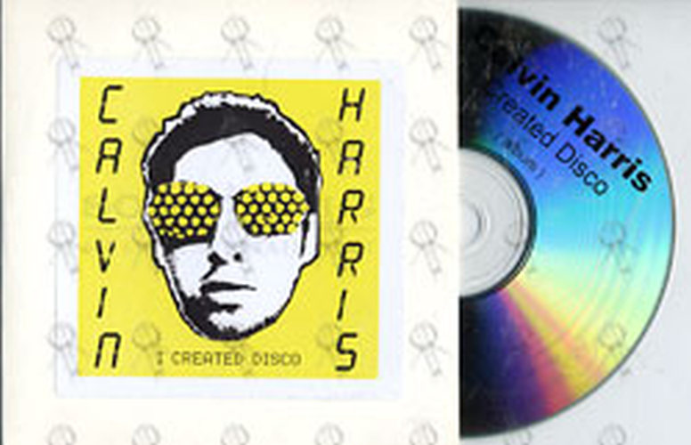 HARRIS-- CALVIN - I Created Disco - 1