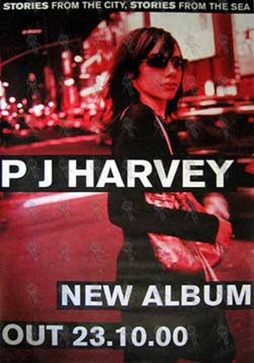 Harvey Pj Stories From The City Stories From The Sea