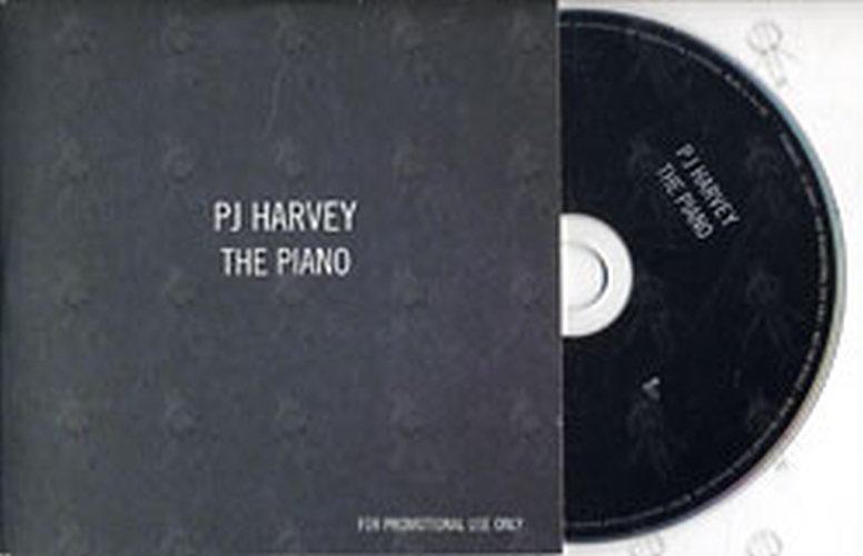 HARVEY-- PJ - The Piano - 1