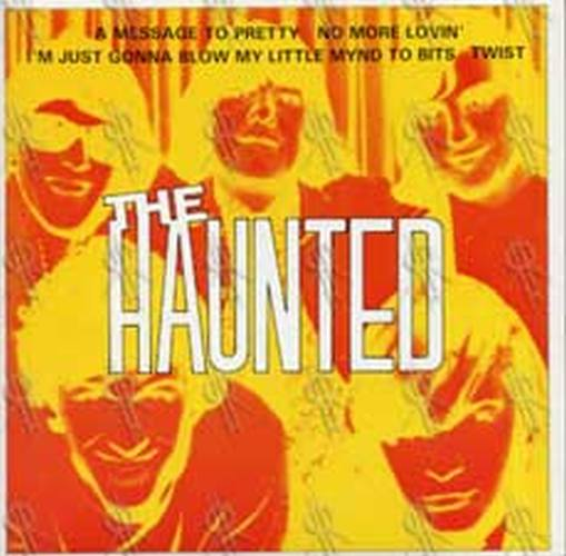 HAUNTED-- THE - The Haunted E.P. - 1