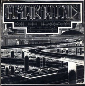 HAWKWIND - Motorway City / Master Of The Universe - 1
