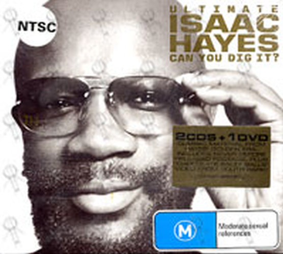 HAYES-- ISAAC - Ultimate Isaac Hayes: Can You Dig It? - 1