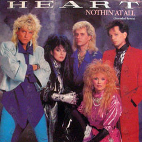 HEART - Nothin' At All (extended remix) - 1