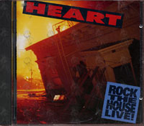 HEART - Rock The House Live! - 1