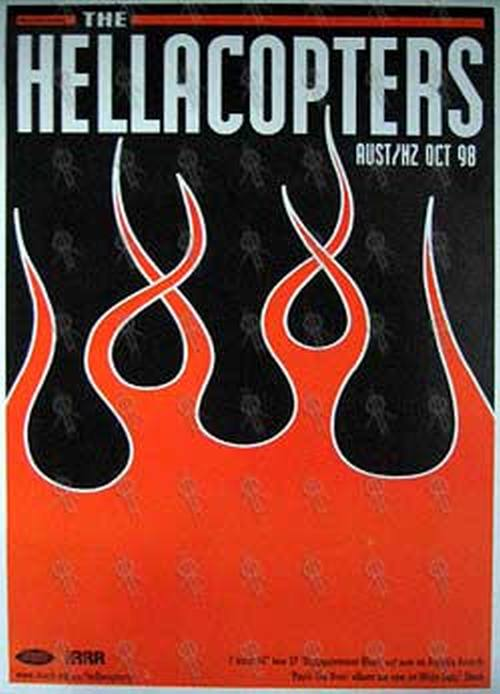 Hellacopters Tour
