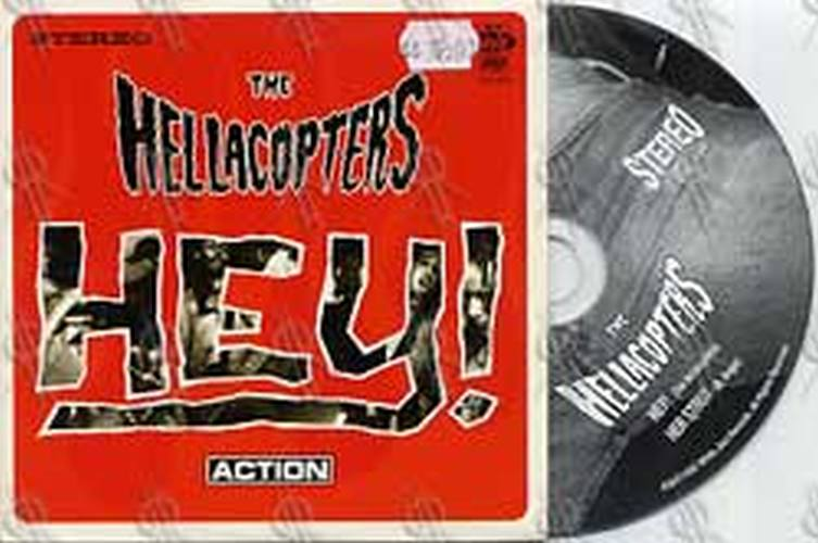 HELLACOPTERS-- THE - Hey - 1