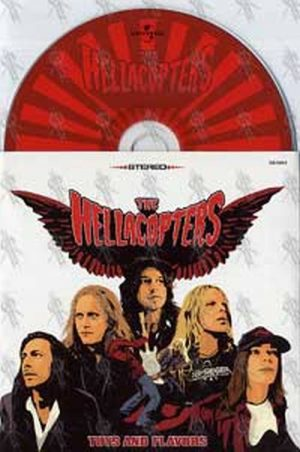 HELLACOPTERS-- THE - Toys And Flavors - 1