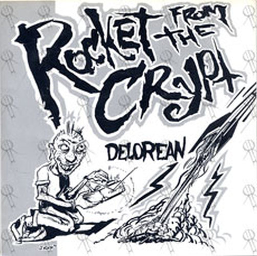 HELLACOPTERS-- THE|ROCKET FROM THE CRYPT - Crimson Ballroom / Delorean - 2